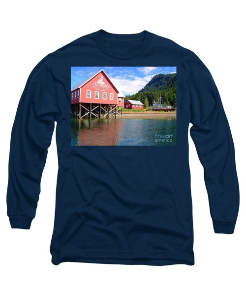 Hoonah  Long Sleeve T-Shirt