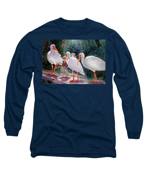 Ibis - Youngster Among Us. Long Sleeve T-Shirt