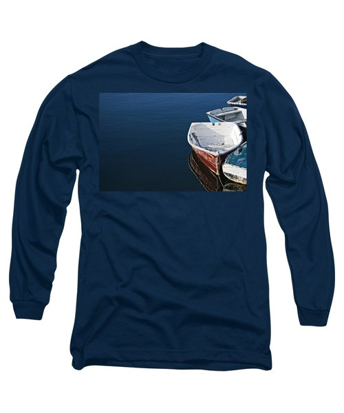 In A Row Long Sleeve T-Shirt