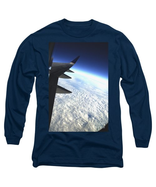 in Orbit Long Sleeve T-Shirt by Micah May