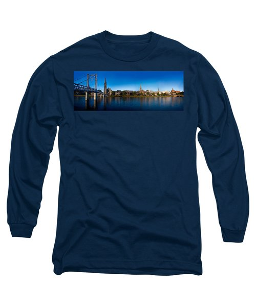 Inverness Waterfront Long Sleeve T-Shirt