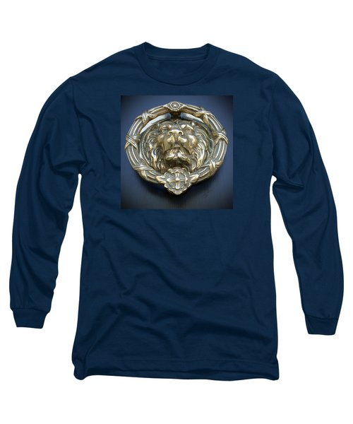 Lions Gate Long Sleeve T-Shirt by Jean Haynes
