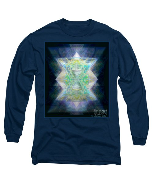 Love's Chalice From The Druid Tree Of Life Long Sleeve T-Shirt