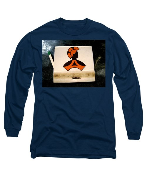 Long Sleeve T-Shirt featuring the photograph Matchbooks For Hawaii Three by John King