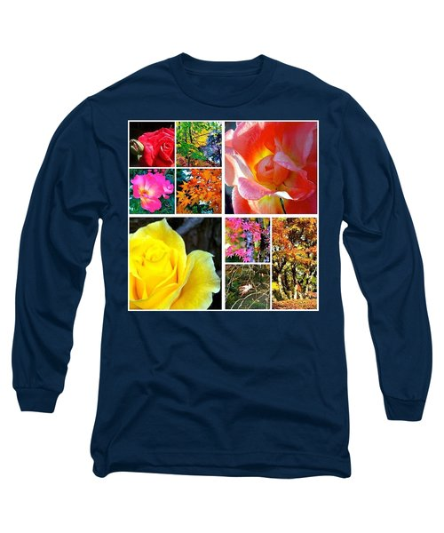 My #9ofpride Collage Long Sleeve T-Shirt
