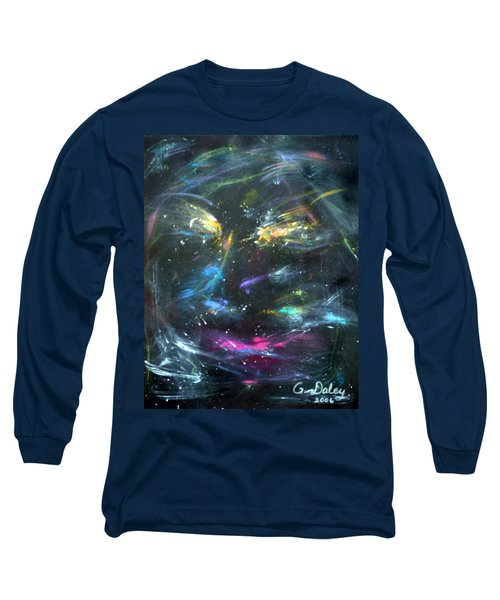 Nebula's Face Long Sleeve T-Shirt