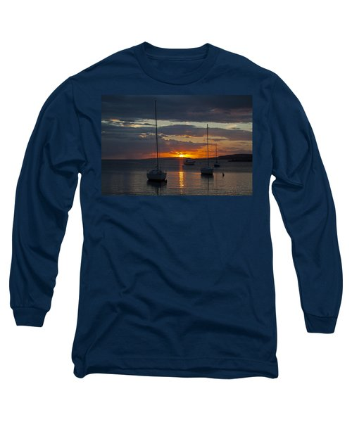 Perfect Ending In Puerto Rico Long Sleeve T-Shirt