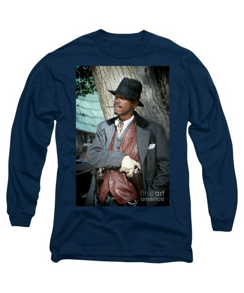 Portrait Of Kurupt Long Sleeve T-Shirt