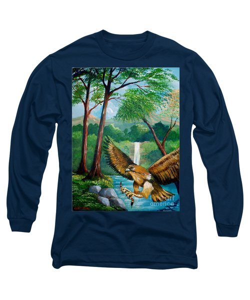 Presa Atrapada Long Sleeve T-Shirt