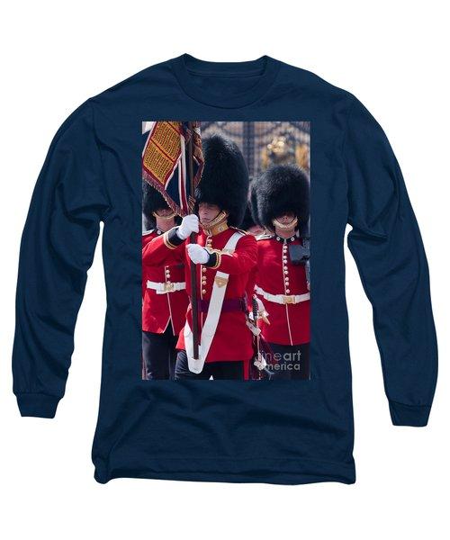 Queens Guards Long Sleeve T-Shirt