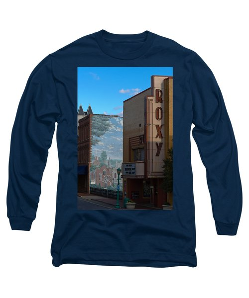 Roxy Theater And Mural Long Sleeve T-Shirt