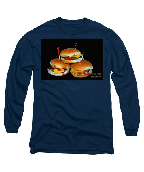 Sliders Long Sleeve T-Shirt by Cindy Manero