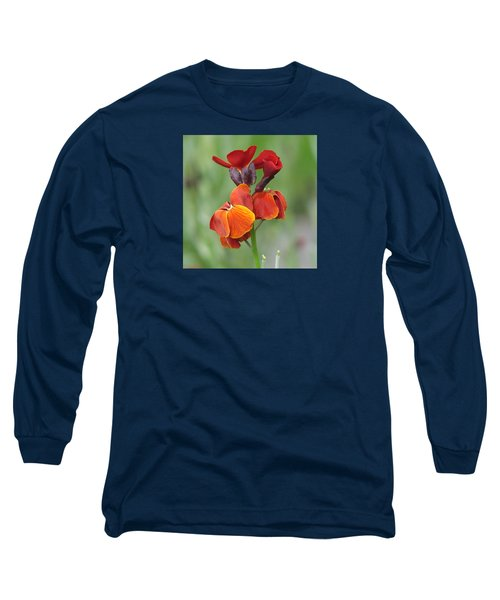 Smooth And Silky Long Sleeve T-Shirt by Chris Anderson