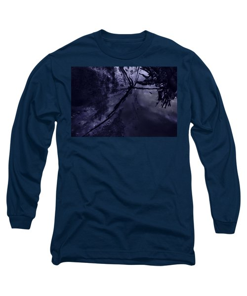 Space Dropping Long Sleeve T-Shirt