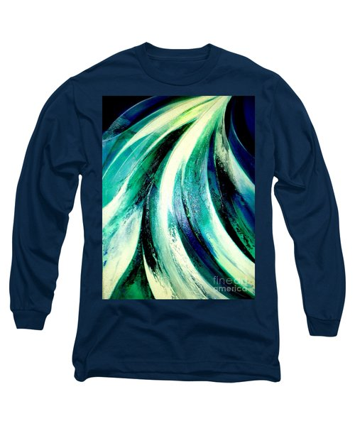 Sunshine In Waterfall Long Sleeve T-Shirt