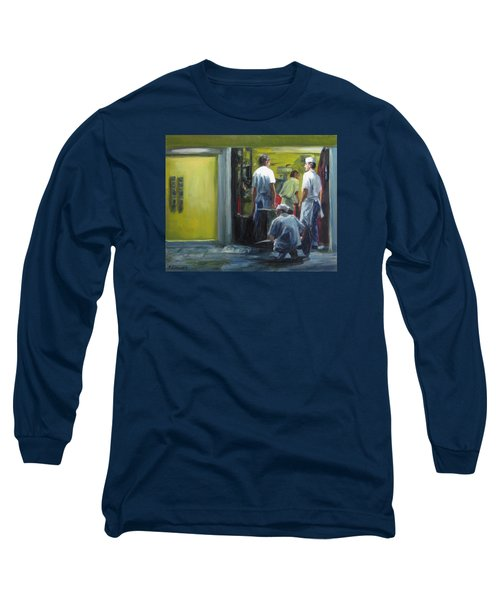Sweet Closing Time Long Sleeve T-Shirt