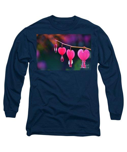 Sweet Hearts Long Sleeve T-Shirt
