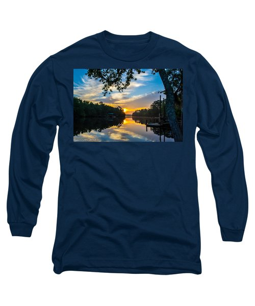 The Calm Place Long Sleeve T-Shirt