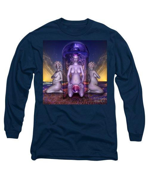 The Shrine Of Life Long Sleeve T-Shirt