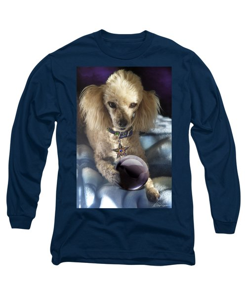 The Wizard Of Dogs Long Sleeve T-Shirt