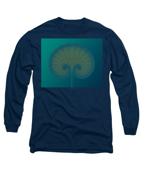 Tree Of Well-being Long Sleeve T-Shirt
