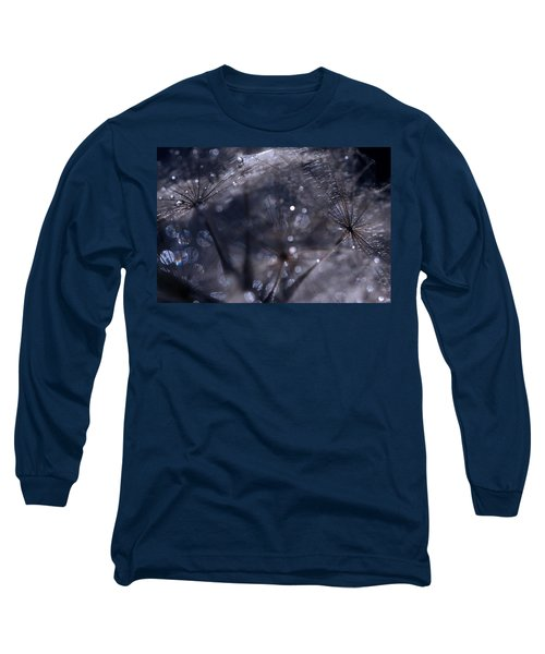 Long Sleeve T-Shirt featuring the photograph Nature's Trinkets by Marion Cullen