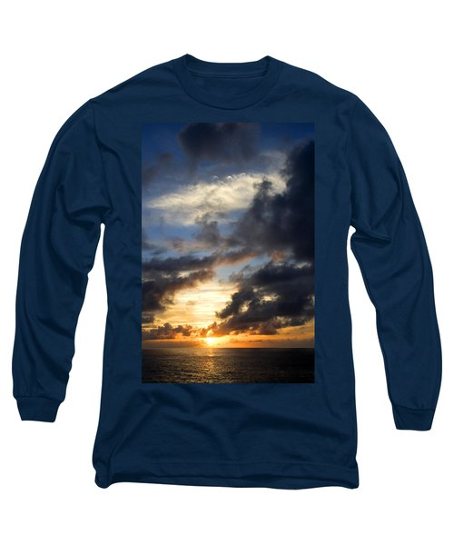 Tropical Sunset Long Sleeve T-Shirt