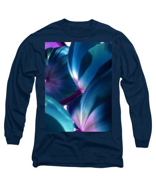 Tulip Blues Long Sleeve T-Shirt