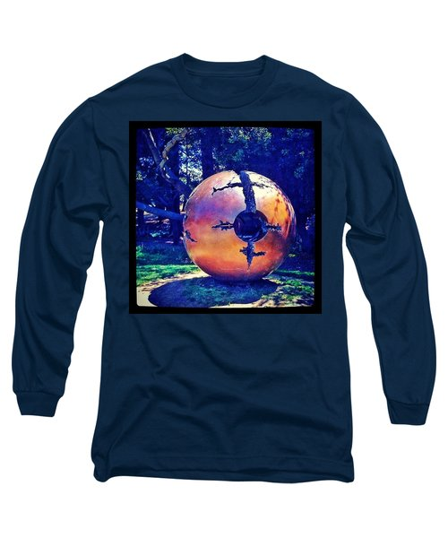 Uc Berkeley Orb - Berkeley Ca Long Sleeve T-Shirt