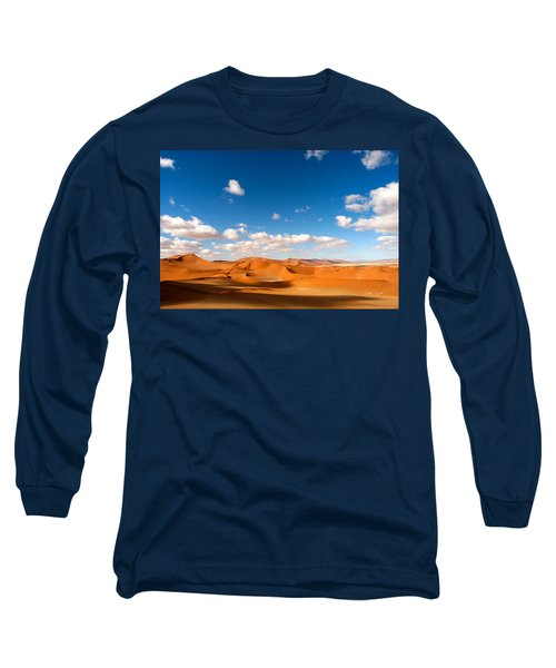 Untouched Long Sleeve T-Shirt