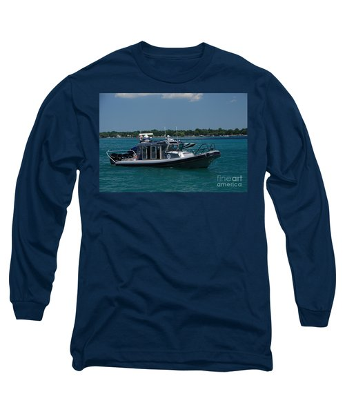 U.s. Customs Border Protection Long Sleeve T-Shirt