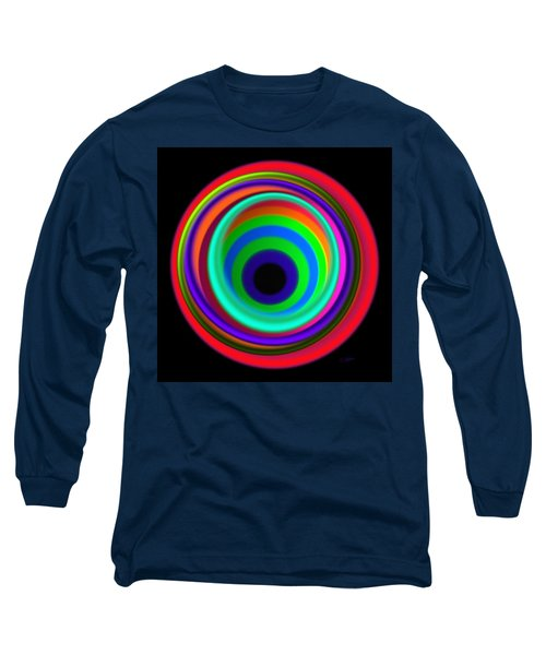 Vertigo Long Sleeve T-Shirt by Charles Stuart