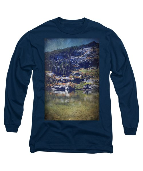 What Lies Before Me Long Sleeve T-Shirt