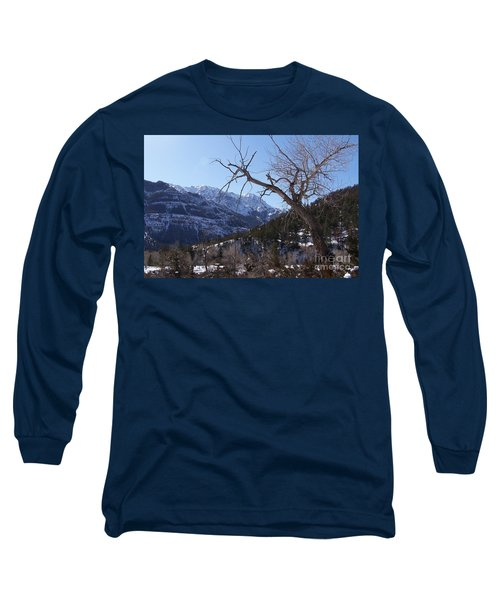 Where Dreams Begin Long Sleeve T-Shirt