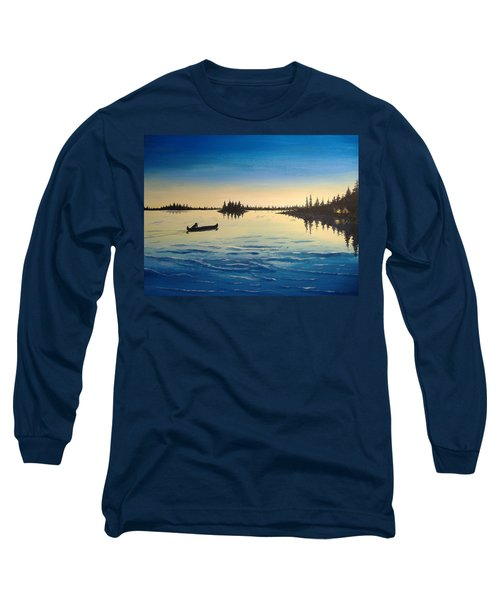 Wilderness Camp Long Sleeve T-Shirt