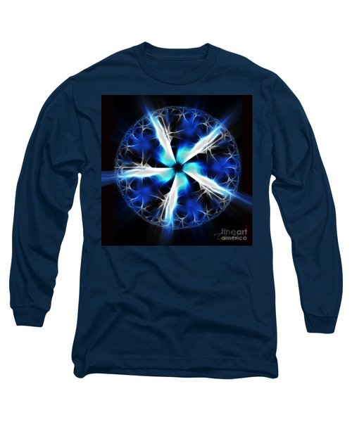 Wings Of Abyss Long Sleeve T-Shirt
