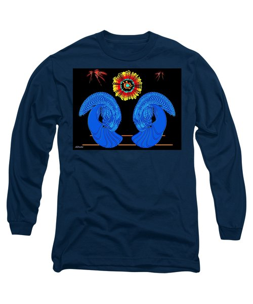 Worship Of The Dying Sun Long Sleeve T-Shirt