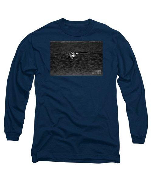 American Avocet Dance  Long Sleeve T-Shirt