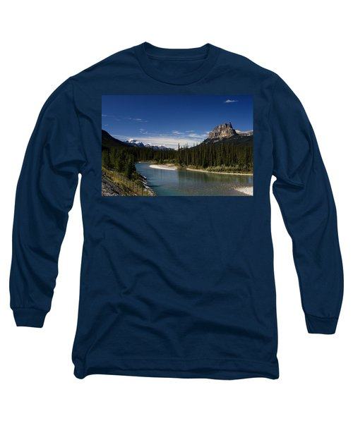 Castle Mountain 1 Long Sleeve T-Shirt
