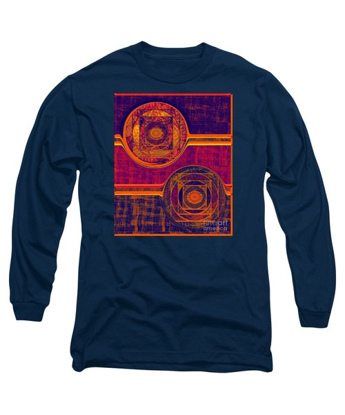 0523 Abstract Thought Long Sleeve T-Shirt
