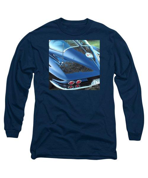 1963 Corvette Long Sleeve T-Shirt