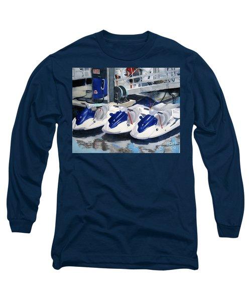 1 2 3 Go Long Sleeve T-Shirt