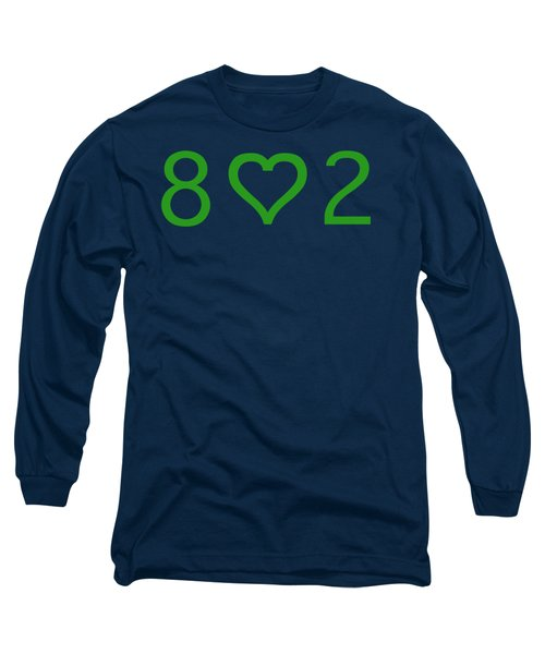 802 Long Sleeve T-Shirt by George Robinson