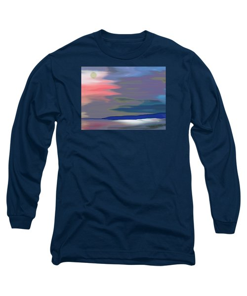 A Quiet Evening Long Sleeve T-Shirt