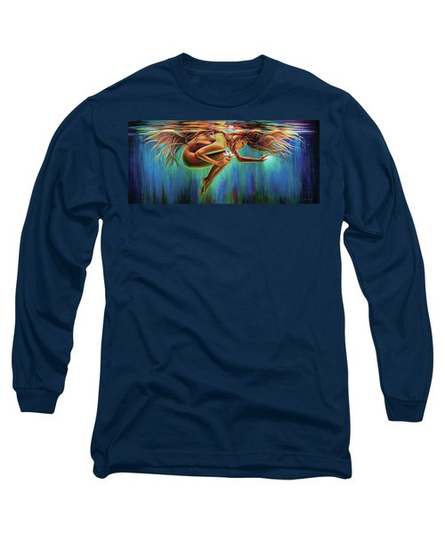 Aquarian Rebirth Long Sleeve T-Shirt