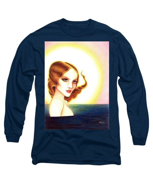 August Honey Long Sleeve T-Shirt