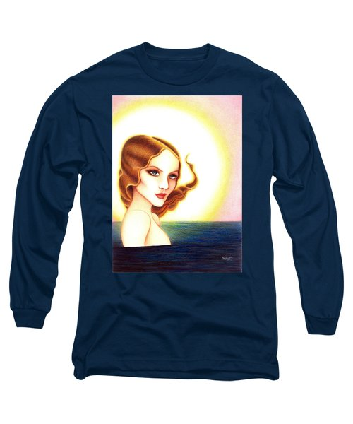 August Honey Long Sleeve T-Shirt
