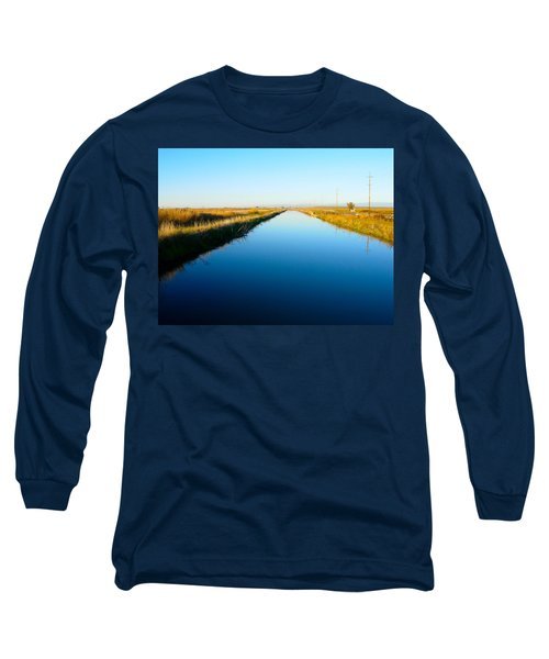 Biggs Canal Long Sleeve T-Shirt