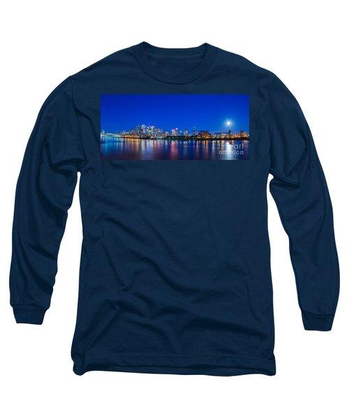 Canary Wharf 3 Long Sleeve T-Shirt