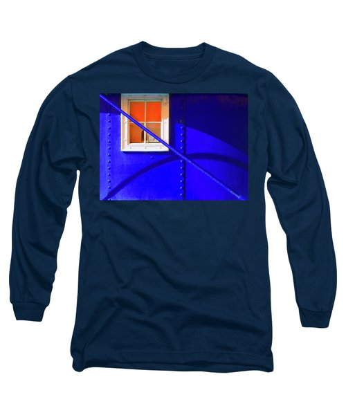 Long Sleeve T-Shirt featuring the photograph Chromatic by Wayne Sherriff